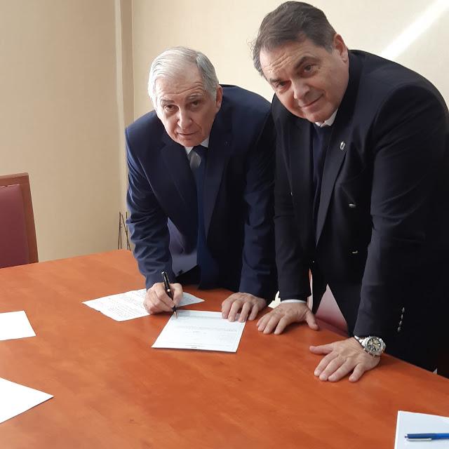 Μια την υποψηφιότητα του Δημήτρη Γιαννακόπουλου ισχυροποιεί ακόμα περισσότερο την παράταξη «Αλλαγή Πορείας Δημήτρης Καμπόσος»