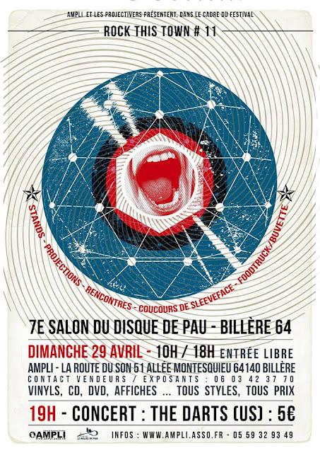 Salon du disque de Pau 2018