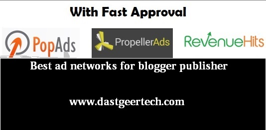 Ad Networks For Bloggers
