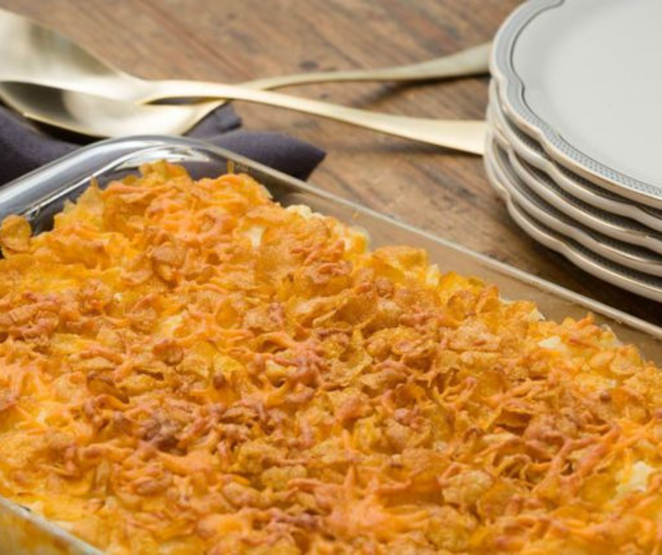 "Cheesy ""Funeral"" Potatoes - food-drink-recipes.com"