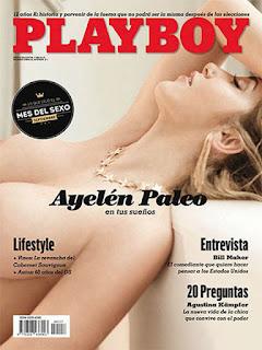 Revista Playboy Argentina-Octubre 2015 PDF Digital