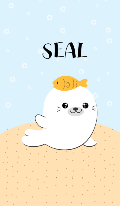 I Love Seal Theme