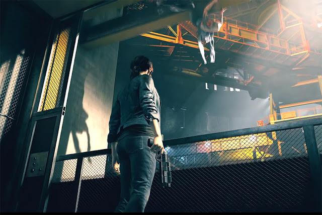 لنشاهد أول اللقطات من طريقة اللعب في Control المشروع القادم من مطوري Max Payne ، شيء مذهل حقا …