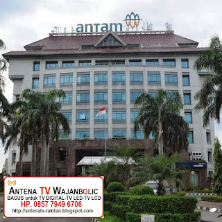 Jual ANTENA TV WAJANBOLIC  Tanjung Barat Jakarta Selatan