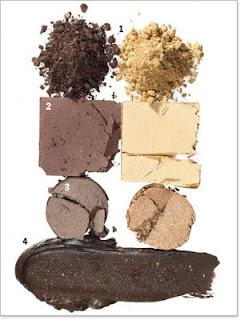 Шоколадное великолепие в макияже. Подбираем свой шоколадный образ!