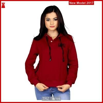 TRZ55 Sweater Unik Wanita Hoodies Raindoz 026
