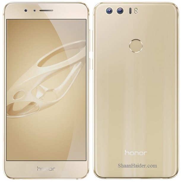 Huawei Honor 8 : Full Hardware Specs, Features and Price