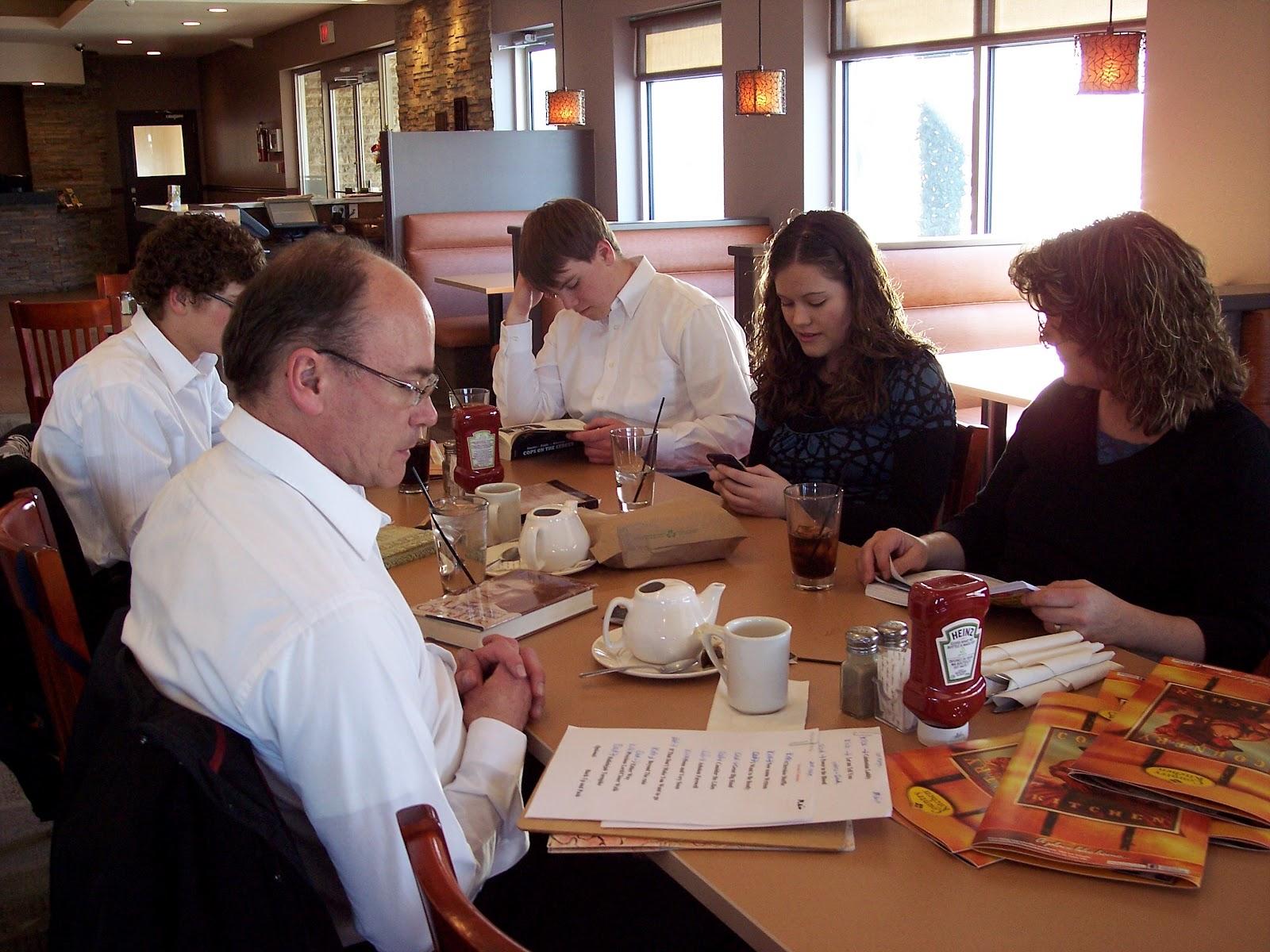 Country Kitchen Restaurant Winkler Mb