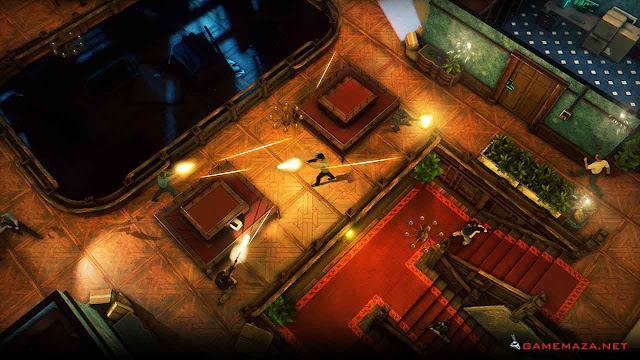 Filthy Lucre Gameplay Screenshot 4