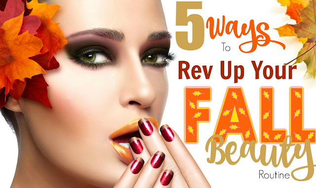 5 Ways To Rev Up Your Fall Beauty Routine, With Glossybox and Barbie's Beauty Bits