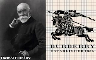 Sejarah Merek Burberry
