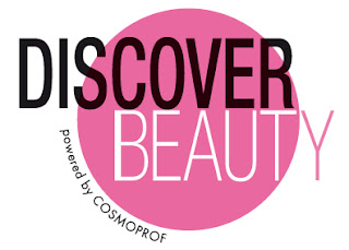 Discover Beauty powered by Cosmoprof Logo
