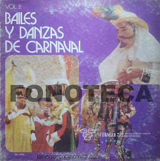 BAILES Y DANZAS DE CARNAVAL VOL. 2