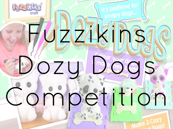 Fuzzikins Dozy Dogs Competition