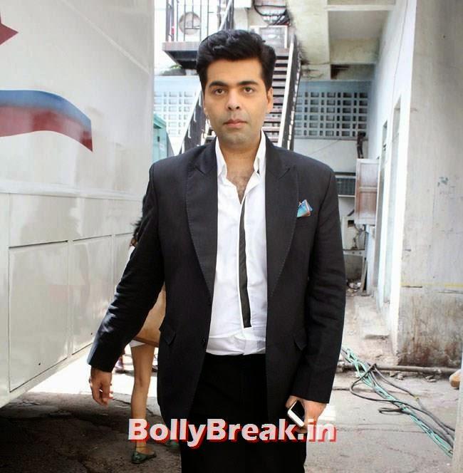 Karan Johar, Jhalak Dikhhla Jaa 5th July Episode Pics - Vidya Balan as Guest