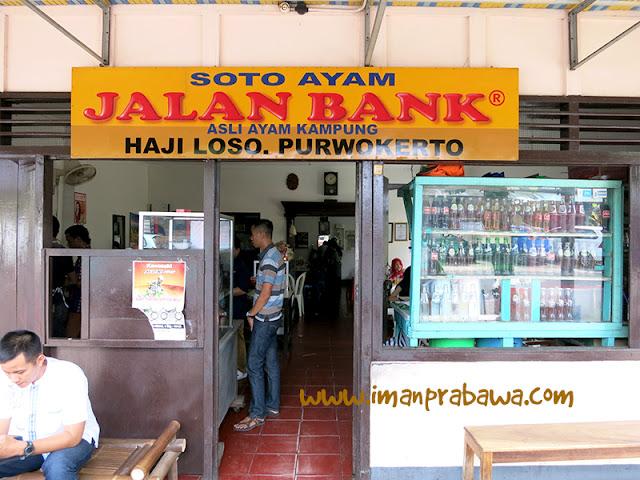 Soto Jalan Bank Purwokerto