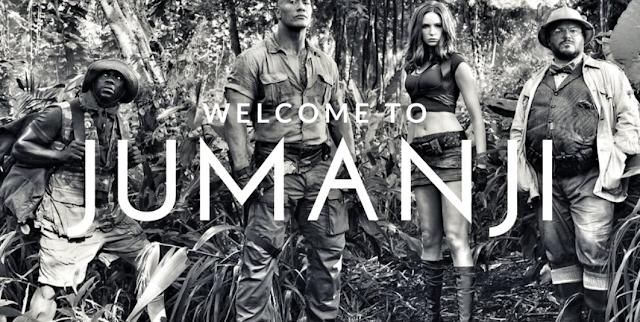 La nueva película de Jumanji no iría sobre un juego de mesa sino de un videojuego