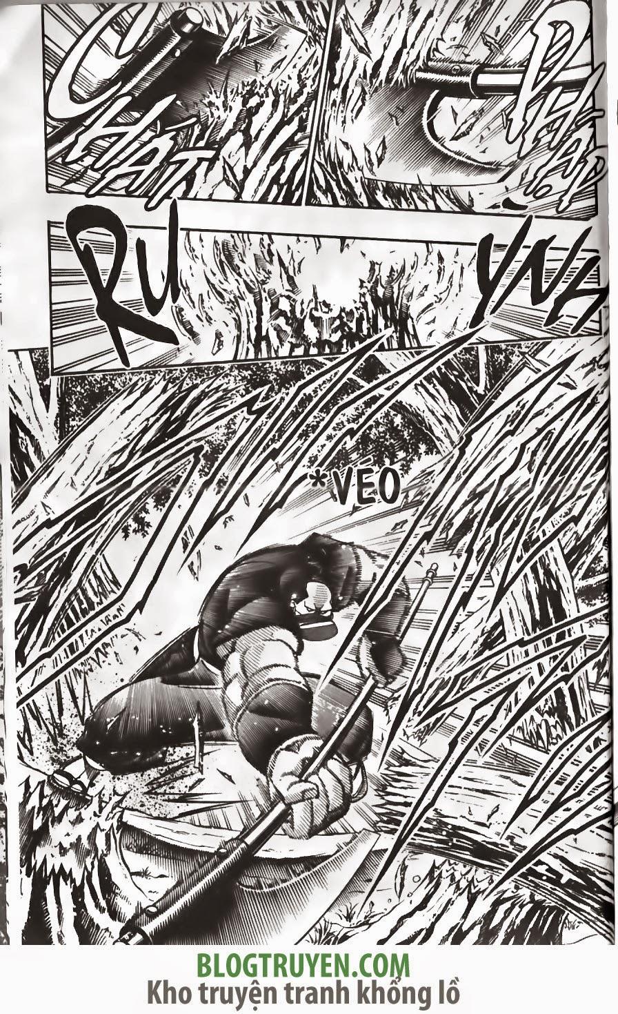 Rurouni Kenshin chap 176 trang 16