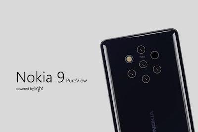 مواصفات و سعر هاتف نوكيا 9