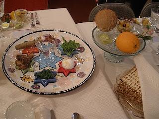 Seder Plate - children's passover