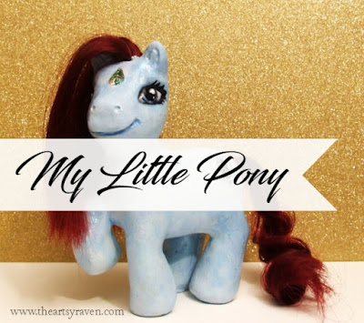 Custom made My Little Pony by TheArtsyRaven