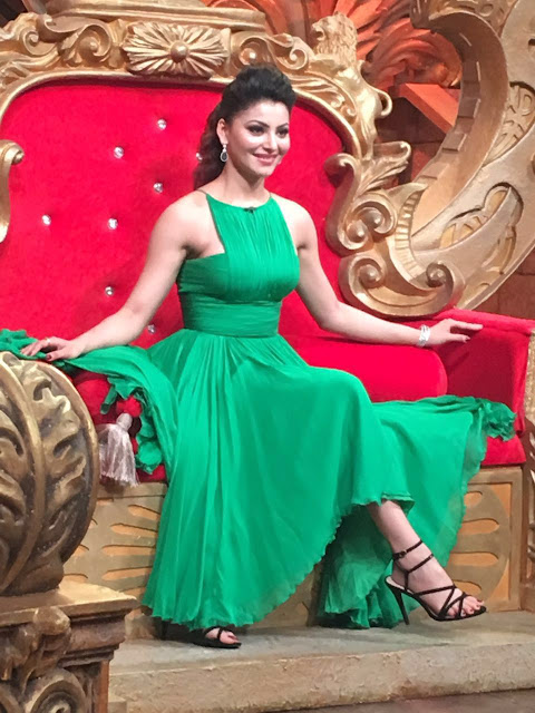 Urvashi Rautela at Great Grand Masti Promotions