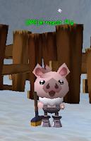 NPC Arrogant Pig Seal Online Blades of Destiny