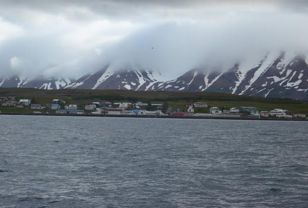isola di Hirsey Islanda