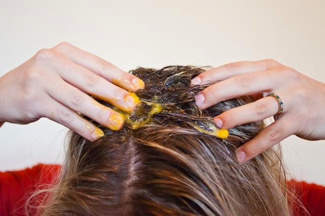 Masker Kuning Telur untuk Rambut