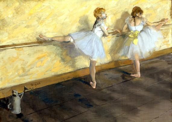 CE2- ker lann - danse enfant