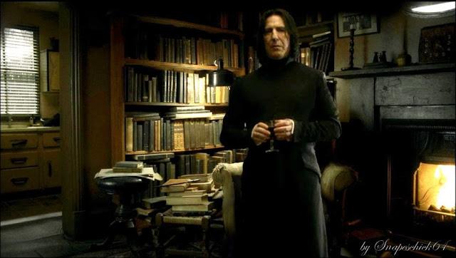 Сивиръс Снейп - Хари Потър и нечистокръвния принц