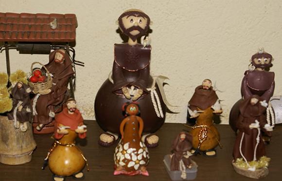 Artesanato típico de São Roque de Minas
