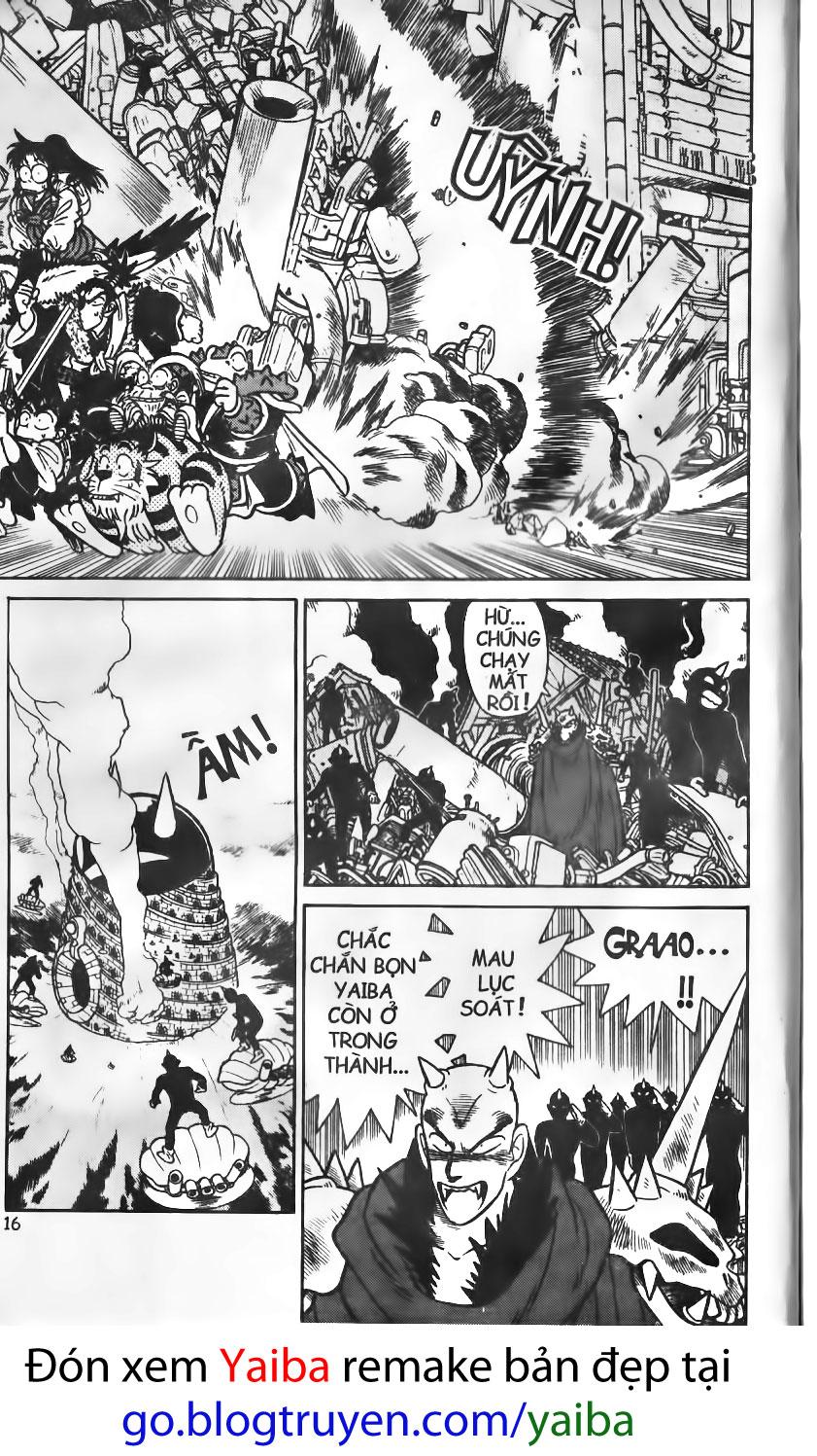 Yaiba chap 111 trang 13