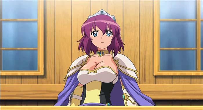 Henrietta de Tristain ( Zero no Tsukaima )