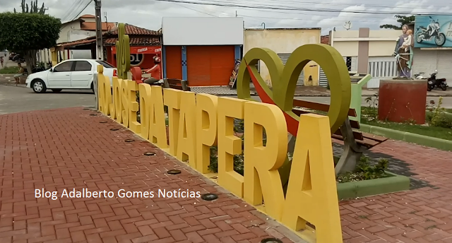 Em São José da Tapera, Casal trabalha para consertar rompimento em adutora