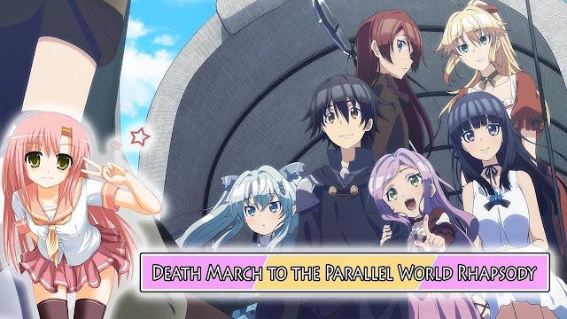 Death March kara Hajimaru Isekai Episode 1-12 Sub Indo