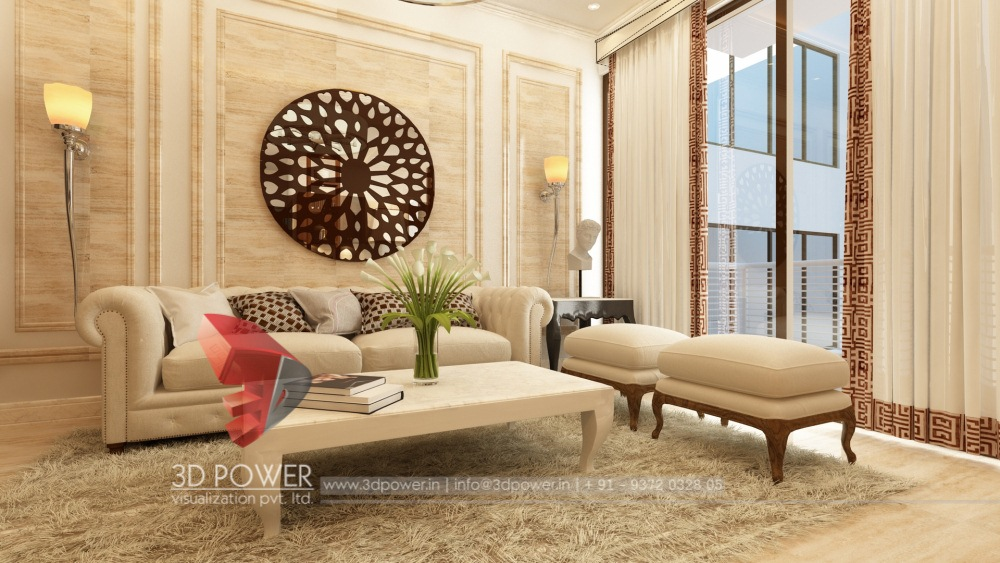 Furniture Design Living Room 3d 3d room rendering. kitchen design from archicgi d rendering
