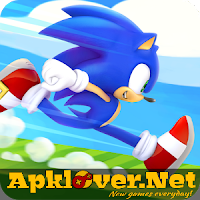 Sonic Runners Adventure APK full version