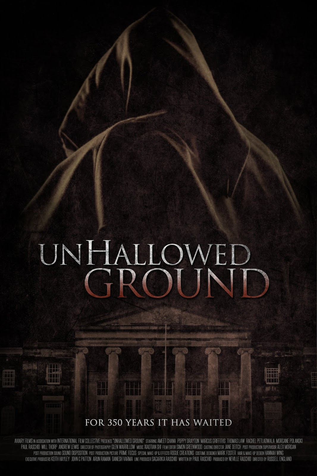 Unhallowed Ground (2015)