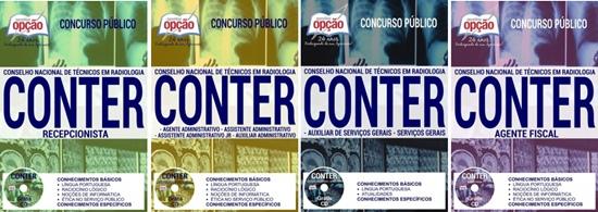 Apostila concurso Conter 2017