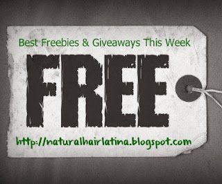 http://naturalhairlatina.blogspot.com/2014/11/best-freebies-giveaways-this-week.html