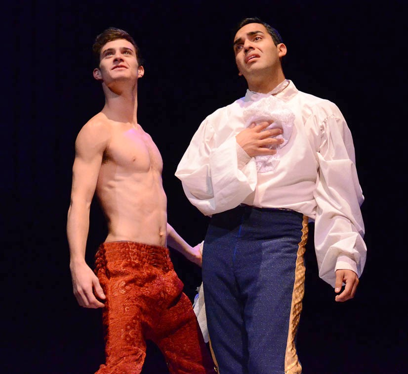 PHX Stages: production photos VALHALLA Nearly Naked Theatre
