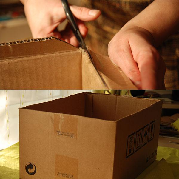 Como reciclar e decorar caixas de papel?o  Criativo e simples~ Reciclar E Decorar Quarto Infantil