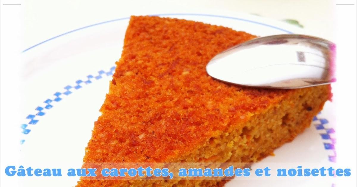 Cake Carottes Poudre Amandes