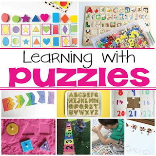 learning with puzzles