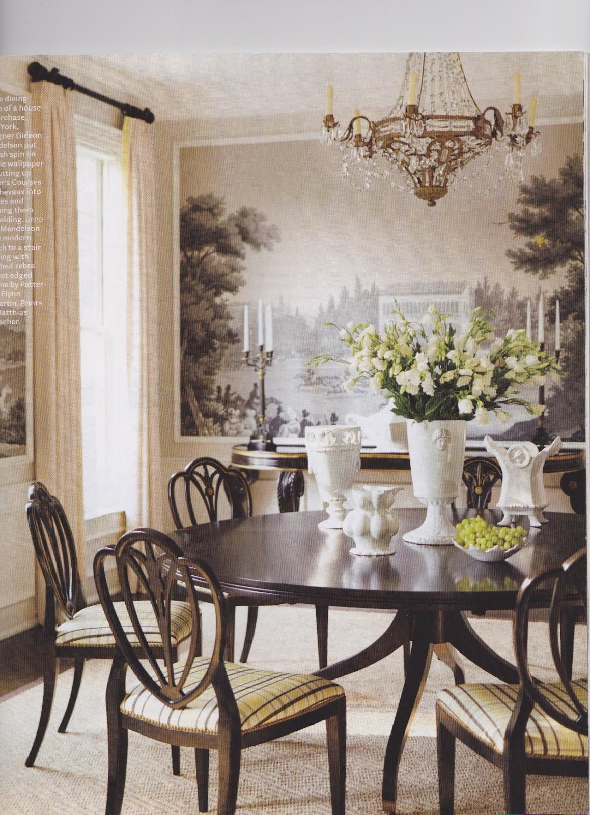 Elegant Traditional Dining Room