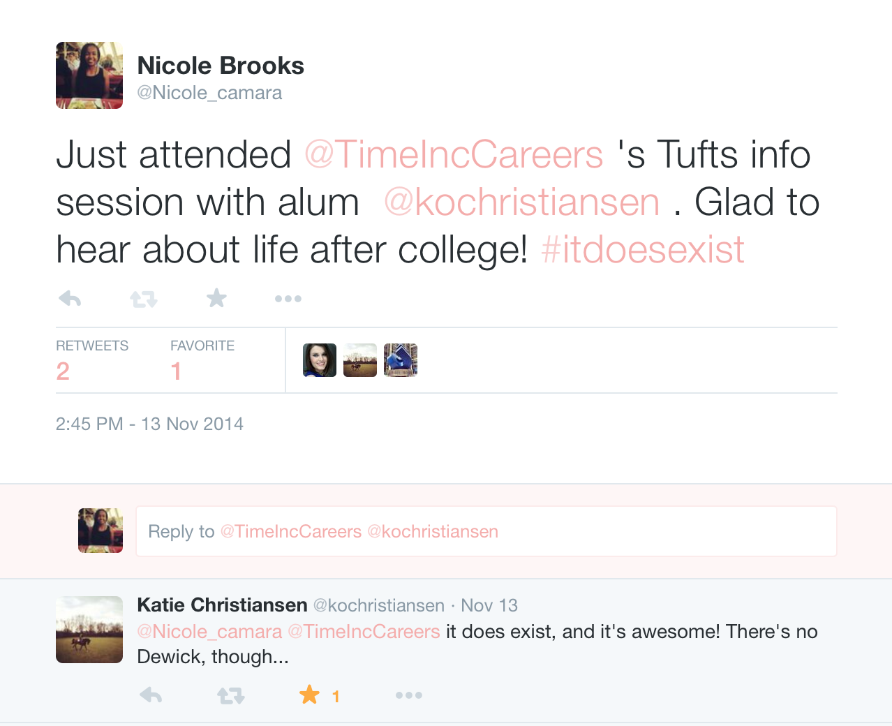 tufts career services cover letters cover letter screen2bshot2b2014 11 192bat