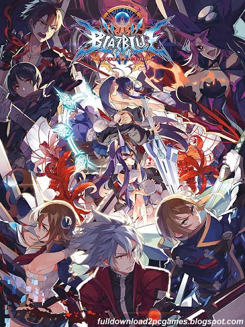 BlazBlue Central Fiction Free Download PC Game