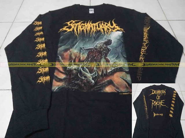 LONG SLEEVE STIGMATUARY - COVER