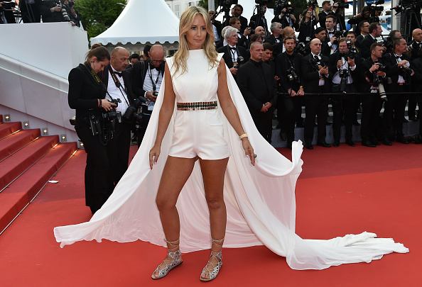 LADY VICTORIA HERVEY Cannes 2016